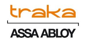 Logotipo de TRAKA ASSA ABLOY